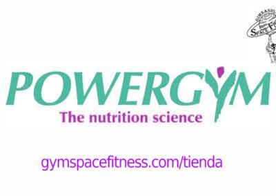 POWERGYM - The nutrition science